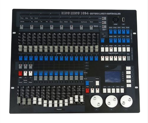 Creator 1024 DMX Digital Control Console