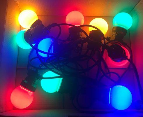 20 x Colour LED 13m