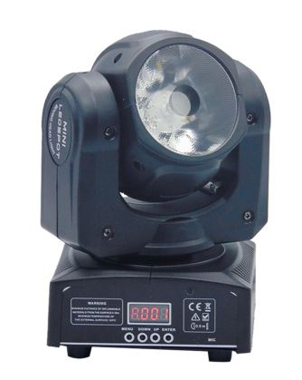 90 Watt LED Moving Beam Light