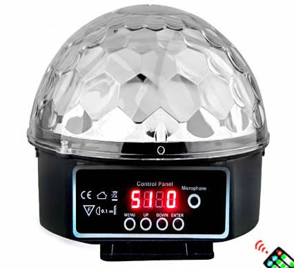 Large LED Party Dome