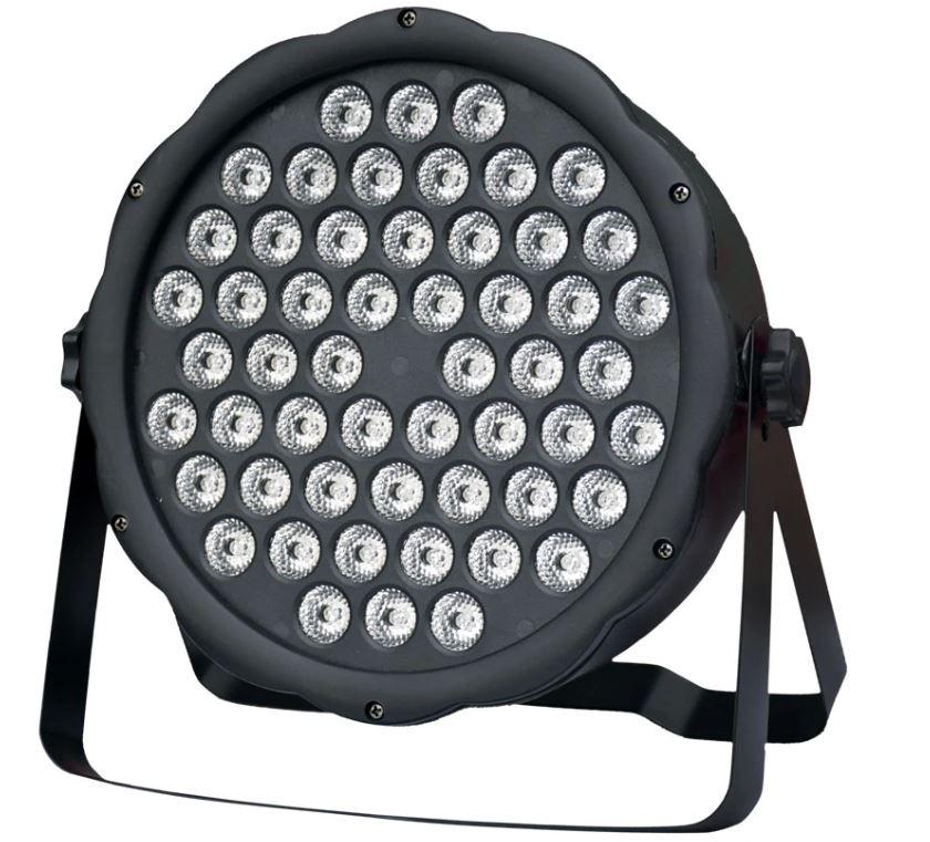 LED Wash light 53 x 3 Watt RGB