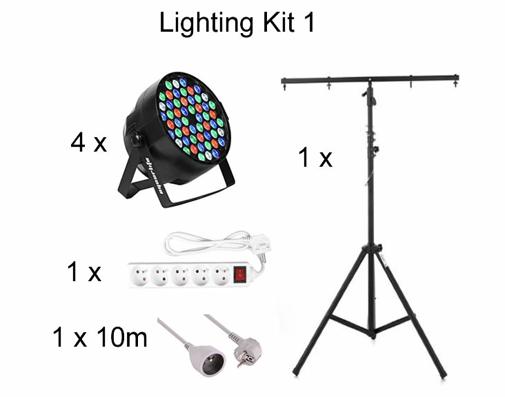 Lighting Kit 1