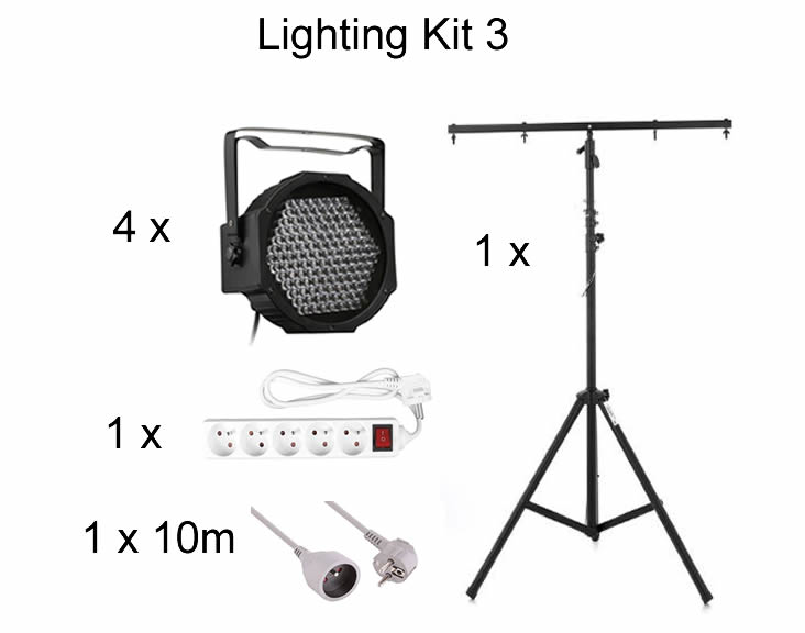 Lighting Kit 3