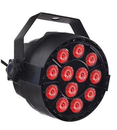 LED Wash light 12 x 3 Watt